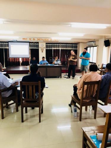 CCMSI Meeting